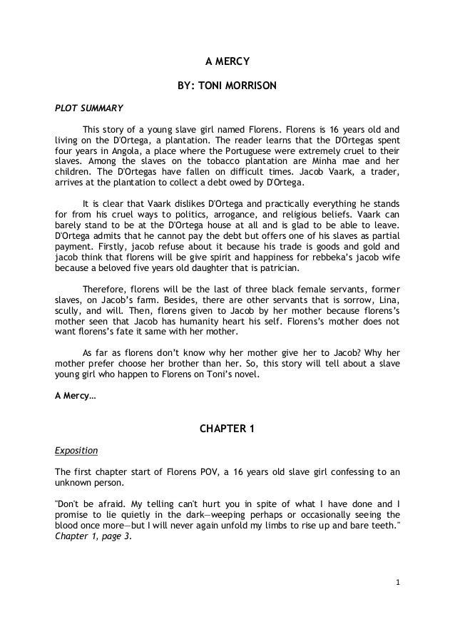 plot summaries