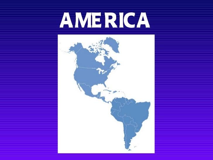 AMERICA AMERICA AMERICA