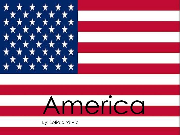 AmericaBy: Sofia and Vic