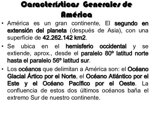 america latina caracteristicas generales de la - photo#5