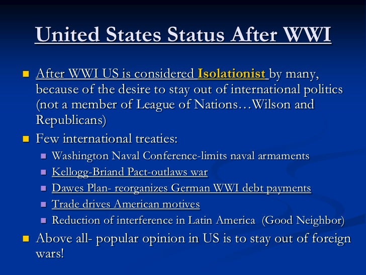 the usa in world affairs Expansion in world affairs, 1865 - 1914 what was the us role in world affairs prior to the civil war monroe doctine reactionary acquisition of territory for expansion why did this change.