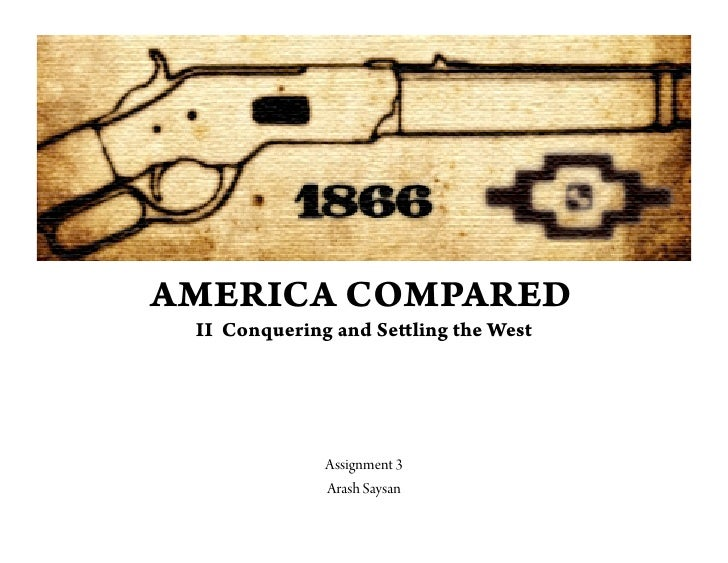 AMERICA COMPARED