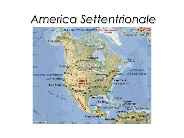 America SettentrionaleAmerica Settentrionale