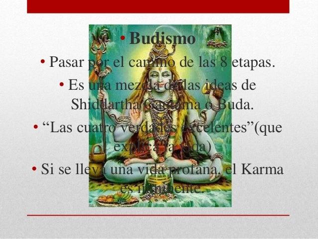 Las 5 principales religiones reconocidas en el mundo - Mandamientos del budismo ...