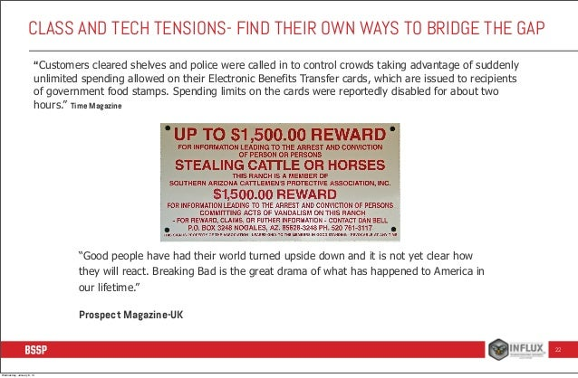 """CLASS AND TECH TENSIONS- FIND THEIR OWN WAYS TO BRIDGE THE GAP """"Customers cleared shelves and police were called in to con..."""