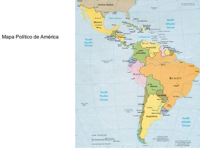 América Latina Y Sus Aspectos Geográficos