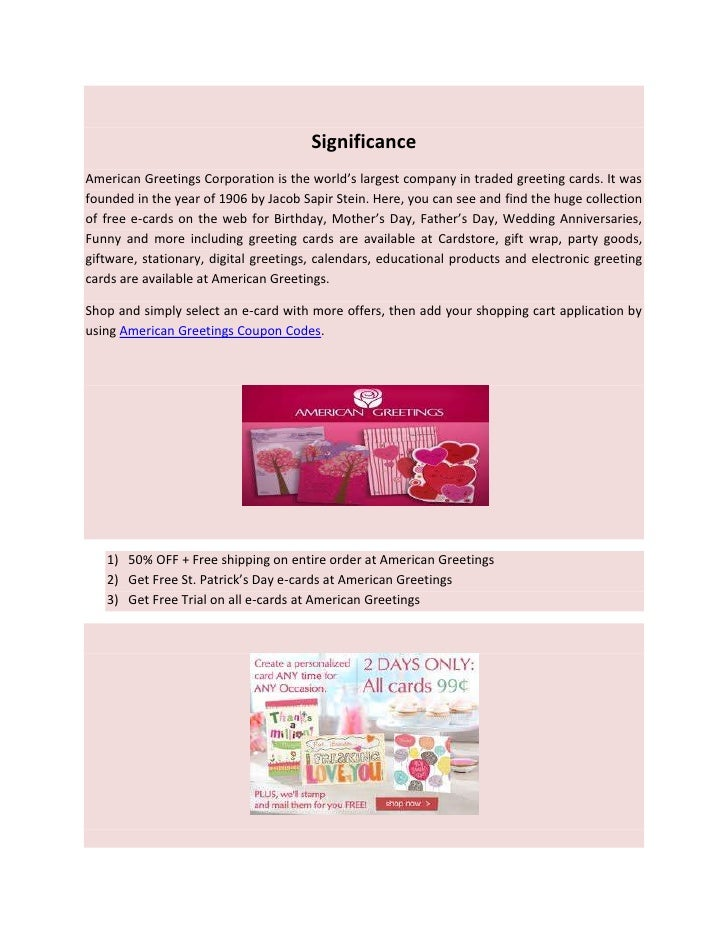 American greetings coupon codes welcome toamerican greetings coupon codes 2 m4hsunfo