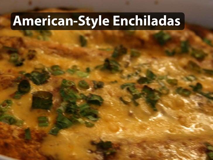 American-Style Enchiladas<br />