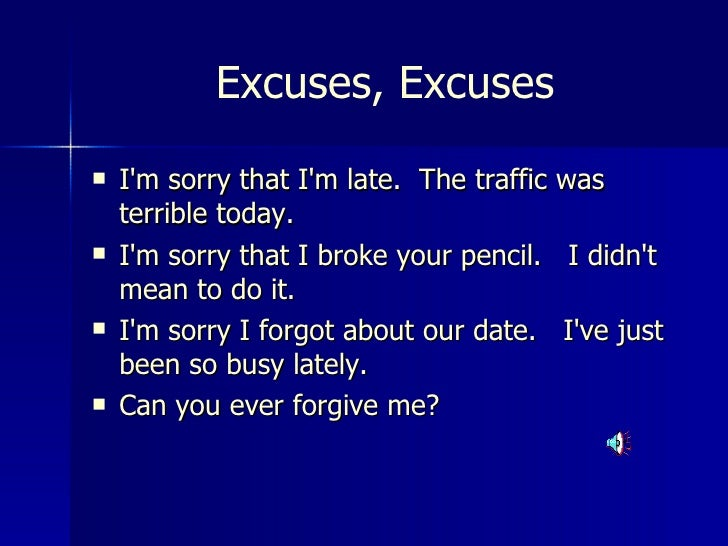 Why i didnt do my homework excuses
