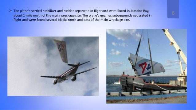 American Airline 587 Crash Presentation