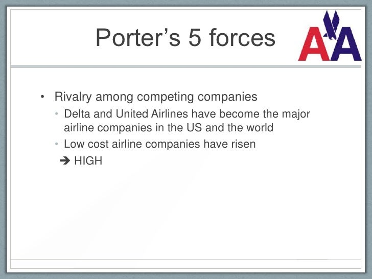 delta airlines porter s five forces Airline industry analysis using porter's five forces airline industry analysis using porter's five forces  delta, northwest.