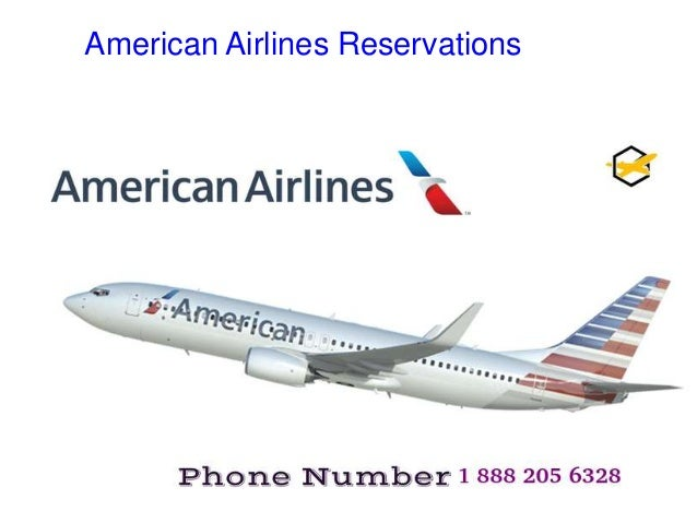 American Airlines Manage My Booking Reservation Toll Free