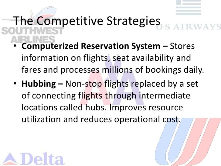 american airlines pricing strategy American airlines enhances strategic position page 3 • miami is home to the corporate headquarters of one of the world's largest fast food chains, burger king.