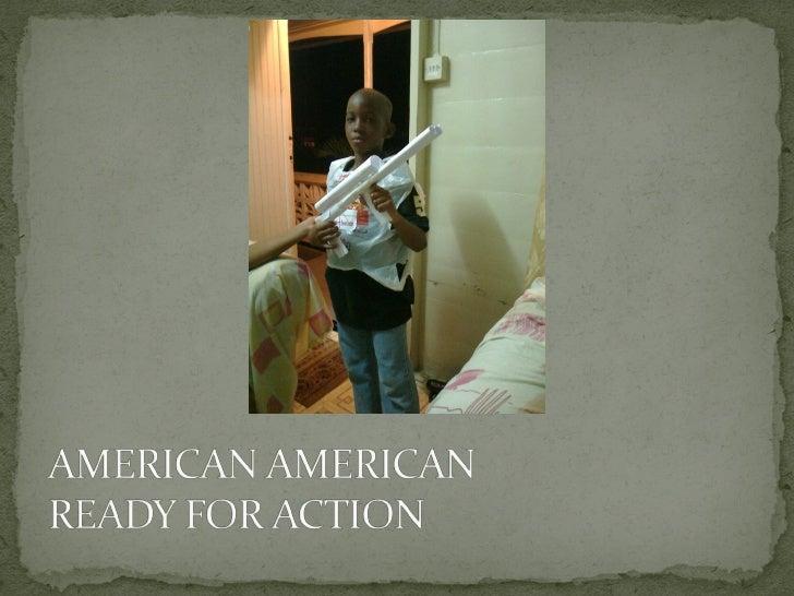 American American Super Hero
