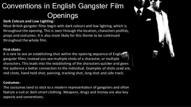american gangster theme