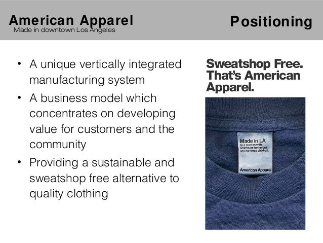 american apparel case analysis American apparel drowning in debt hbr case solution & harvard case analysis this ingredient of your promoting combine seems, at least for many shoppers, strongly disagree with the other.