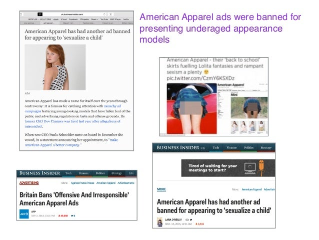 american apparel case analysis Table of contents american apparel, inc.