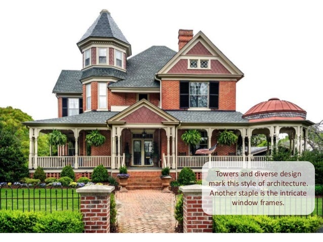 American homes styles and architecture