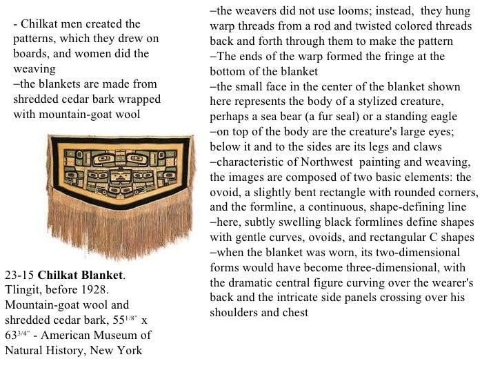 The grizzly bear house partition screen as an example of the tlingit art