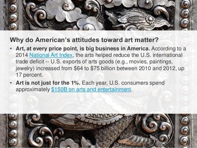 American Attitudes Toward Art - Invaluable 2016 Slide 2