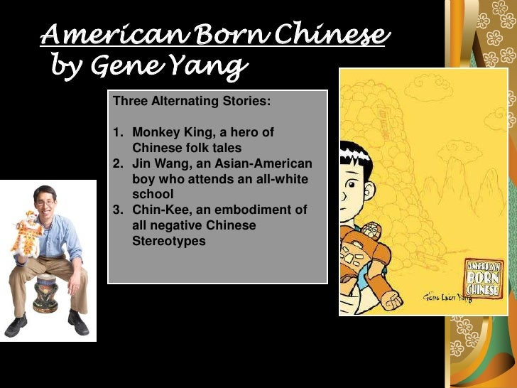 stereotypes in american born chinese essay American born chinese: how asian-americans feel about stereotypes pages 2 words 542 view full essay most helpful essay resource ever.