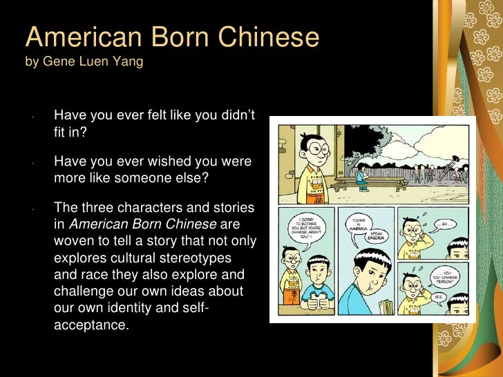 american born chinese essay 2 Everything you ever wanted to know about jin wang in american born chinese, written by masters of this stuff just for you.