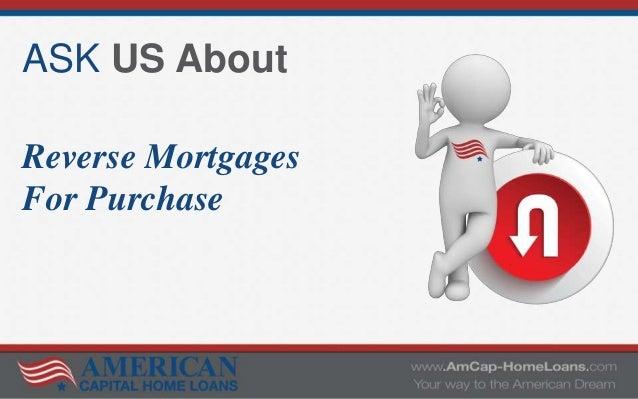 american capital home loans - 2