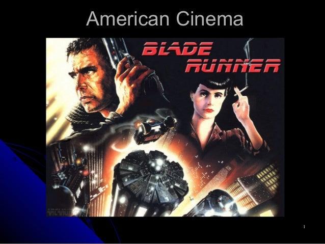 American Cinema                  1