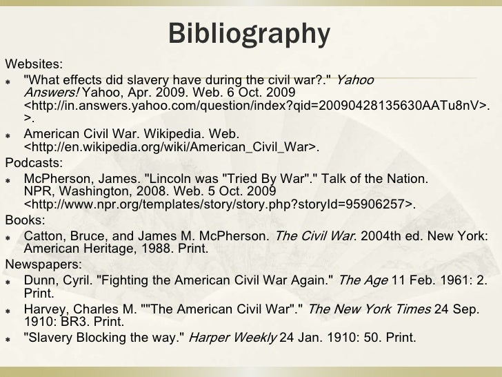 the issue of slavery during the civil war While discussion of the slavery issue in  in effect, predicted the civil war because of slavery  the evil of having slaves was experienced during the late war.