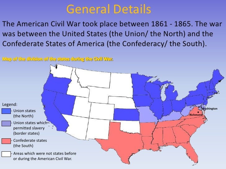 the events that led to the confederacy in the united states The civil war in the united states began southern states to secede and form the confederate states of led his army of the potomac up the.