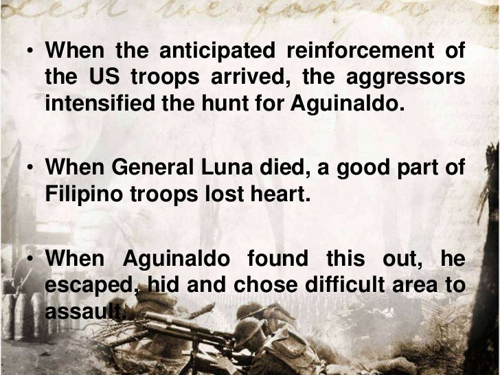 UNITED STATES' OBJECTIVE IN COLONIZING THE PHILIPPINES