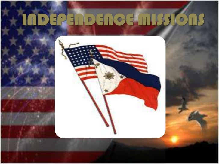 HARE-HAWES-CUTTING ACT AND TYDINGS-MCDUFFIE ACT on PHILIPPINE INDEPENDENCE                  • The ninth Mission known as  ...
