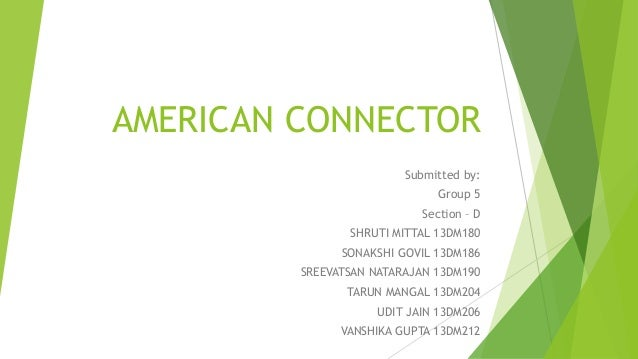 american connector company 1 Company profiles jobs  6/1/16 seacon-ds-0107 api connectors  the seacon api connector series complies with american petroleum institute.