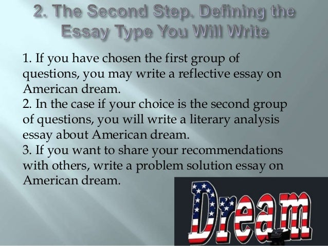 American Dream Essay Outline Life TeEnduRuns American Dream Essay Thesis  American Reunion Movie Censorship Essay Tammo