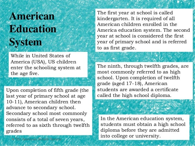the problems of education in the united states And the problem isn't limited to top-performing students in 2011, we showed that just 32 percent of 8th graders in the united states were proficient in mathematics education goal setting in the united states has often been utopian rather than realistic.