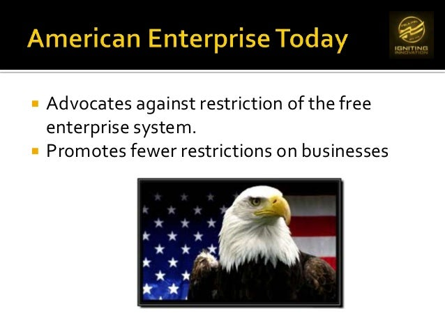 Classroom Enterprise Ideas ~ American enterprise day