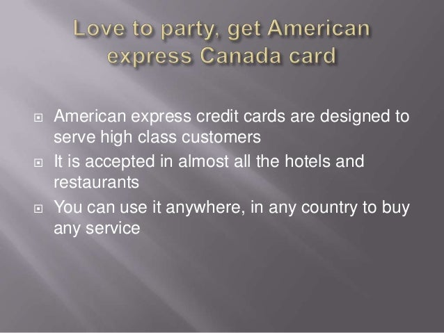 American express canada business credit cards 2 american express credit cards colourmoves