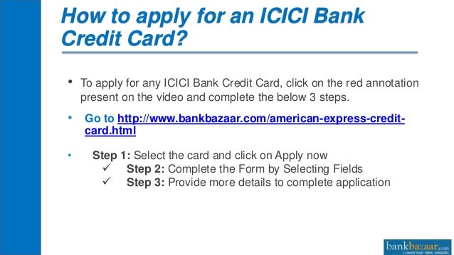 how to get american express credit card
