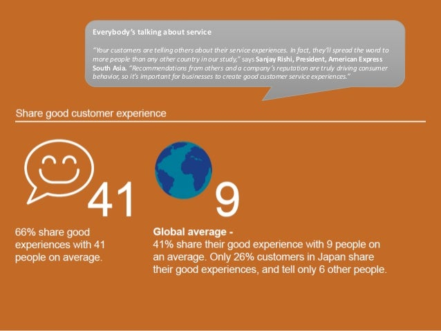 american express strategy for customer care Fortune has an interview with jim bush, american express' evp of world service,  who has overseen this change (how can american express.