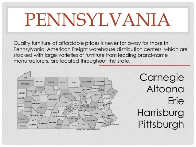 American freight store locations for American freight furniture and mattress carnegie pa