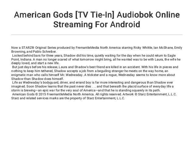 American Gods Online Stream