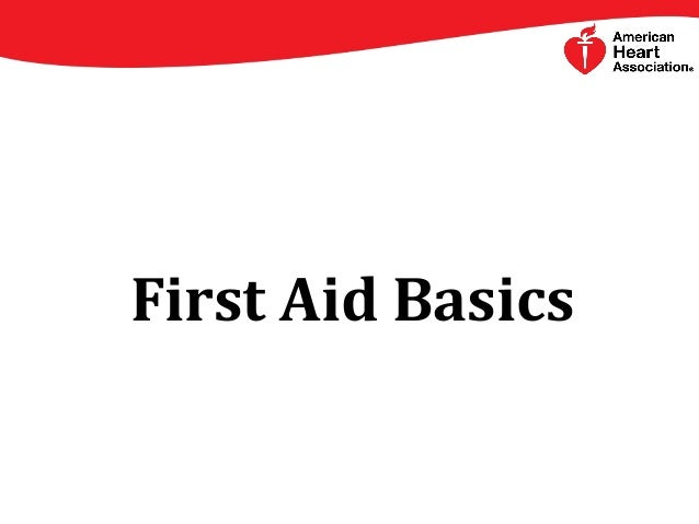 First Aid CPR AED by American Heart Association