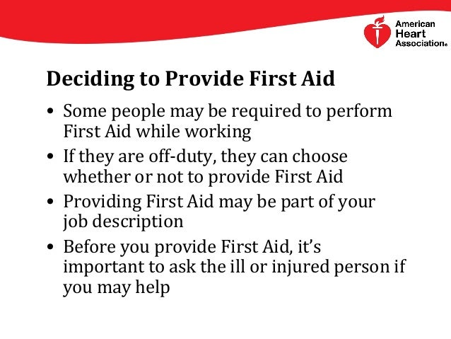 why cpr and first aid are Learn how to care for a variety of first aid emergencies as well as properly perform cpr on adults, infants and children learn more there's a reason why google, mercedes-benz, nordstrom and other large companies use cascade cpr.