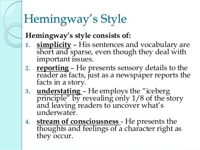 the hemingway code The hemingway code, offenburg: see 12 reviews, articles, and 4 photos of the hemingway code, ranked no2 on tripadvisor among 3 attractions in offenburg.