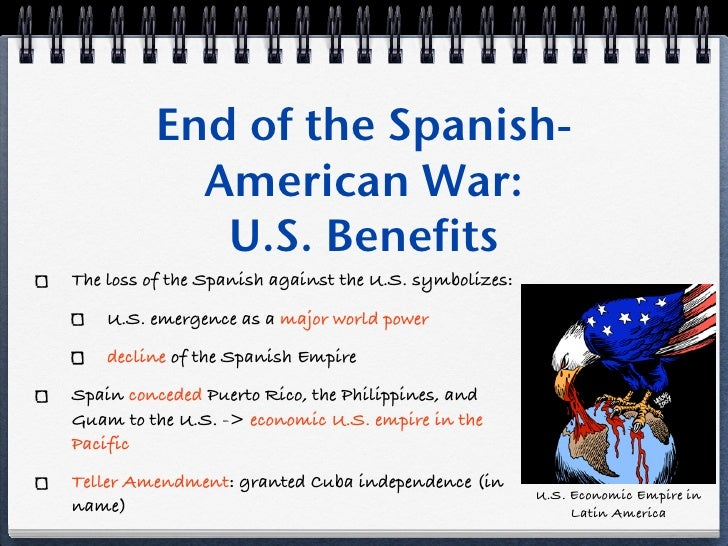 an analysis of political and diplomatic consequences of the spanish american war of 1898 To what extent was the spanish american war of 1898 a related international baccalaureate history essays the causes and consequences of the spanish civil war.