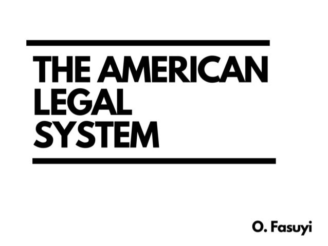 • Common Law System – Judicial determinations are critical to court's resolution of the matter before it. – Federalism • p...