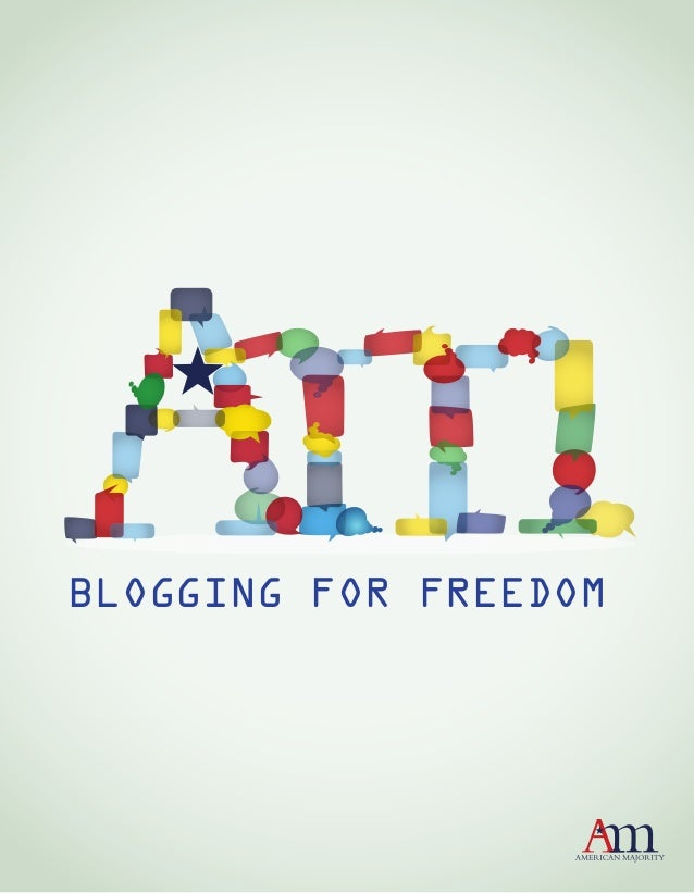1 BLOGGING FOR FREEDOM