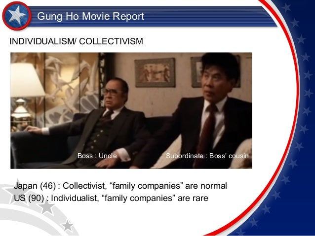 Gung Ho (Movie) – American versus Japanese Culture