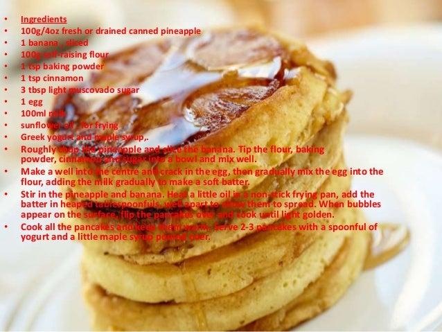 American pancakes recipe ccuart Images