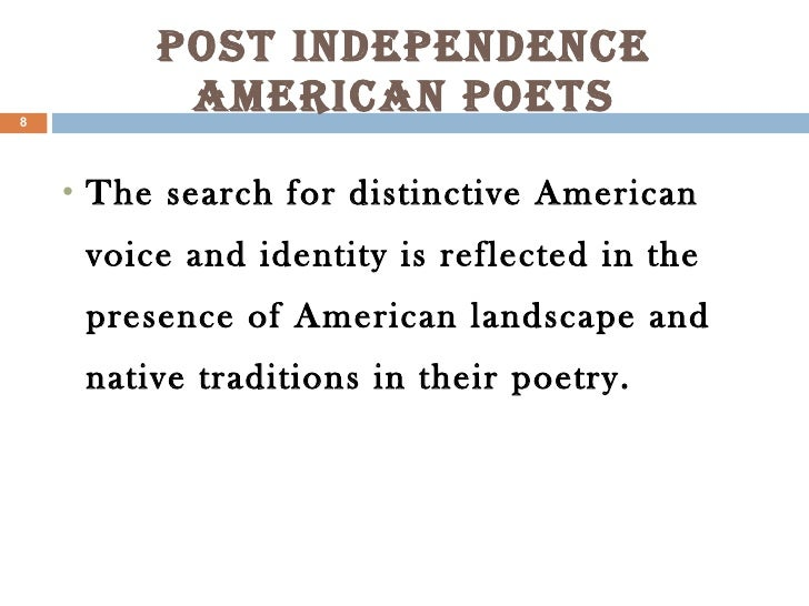 an introduction to the history of american poetry Quotations are from xj kennedy and dana gioia's literature: an introduction to fiction, poetry, and drama, sixth edition (new york: harpercollins, 1995), pages 1790-1818 formalist criticism: this approach regards literature as a unique form of human knowledge that needs to be examined on its own terms.